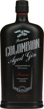 Colombian 'Treasure' Rum Aged Gin
