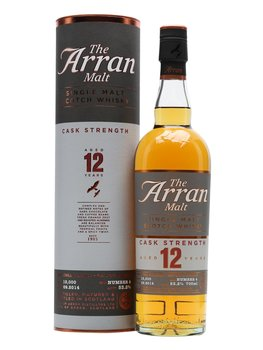 Arran 12Y Cask Strength
