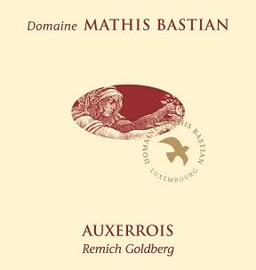 Mathis Bastian Auxerrois 'Premier Cru'