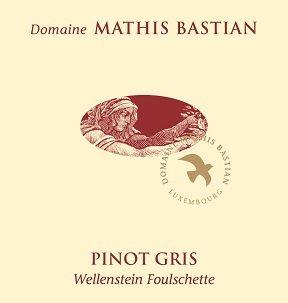 Mathis Bastian Pinot Gris 'Premier Cru'