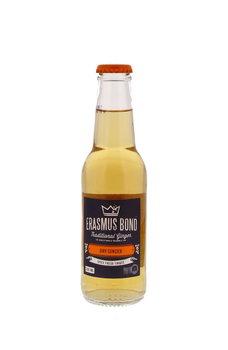 Erasmus Bond Ginger Ale