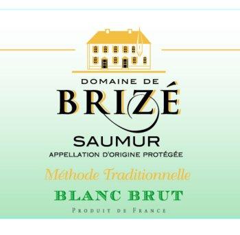 Saumur Brut Domaine de Brizé