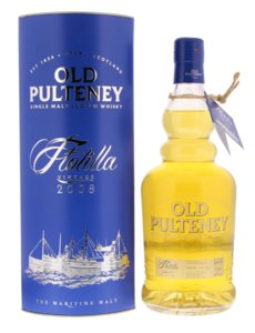Old Pulteney 'Flotilla' vintage 2008 - Wines Unlimited