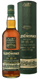 Glendronach 15Y - Wines Unlimited