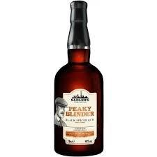 Peaky Blinder Black Spiced Rum - Wines Unlimited