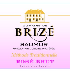 Domaine de Brizé - Saumur Rosé